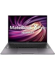 "HUAWEI MateBook X Pro - Ordenador Portátil con pantalla táctil de 13.9"" 3K QHD (Intel Core i7-10510U, 16GB RAM, 1TB SSD, Nvidia GeForce MX250-2GB, Windows 10 Home) Color Gris - Teclado QWERTY Español"