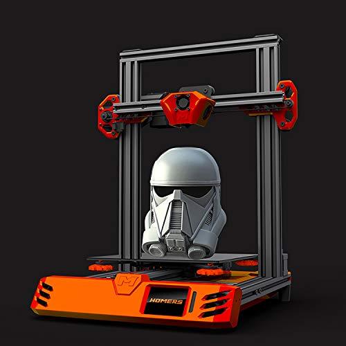 Homers/TEVO Tarantula RS 3D Prinster DIY Kits 235235250mm tamaño de impresión AC CAMD/TMC2208/touchscreEEN/32BIT MAINBOARD/WIF
