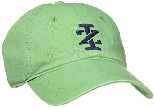 Izod Herren Basic Logo Baseball Cap, Grün (Green Spruce 355), One Size (Herstellergröße: OS)