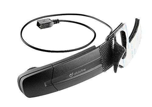 Cellularline Interfono Micro Prosound Premium para Intercom
