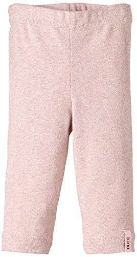 Lana Natural Wear Baby - Mädchen Legging Paula, Einfarbig, Gr. 92 (Herstellergröße: 86/92), Rosa (Rose Water 5600)