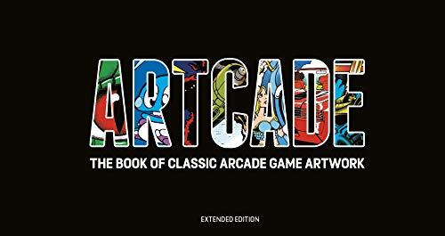 Books, B: ARTCADE - The Book of Classic Arcade Game Art (Ex