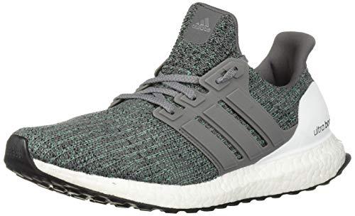 Adidas Ultra Boost W, Zapatillas de Deporte para mujer, Gris (Gris Vert Grey Grey Hi Res Green), 50 EU