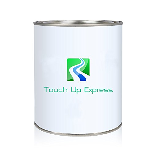 Touch Up Express Paint for Acura TL YR574M Bold Beige Metallic Quart Basecoat Paint for Car Auto Truck