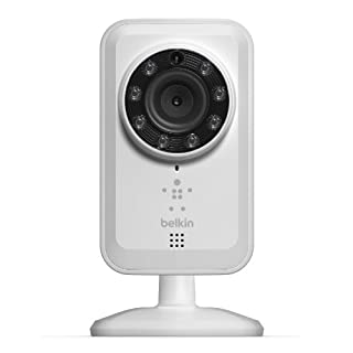 Belkin NetCam Wireless IP Camera for Tablet and Smartphone with Night Vision and Digital Audio- (Renewed) (B00MEHROC4)   Amazon price tracker / tracking, Amazon price history charts, Amazon price watches, Amazon price drop alerts