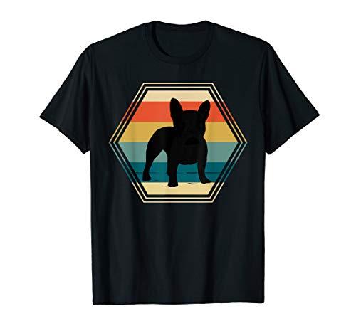 Retro French Bulldog T-Shirt