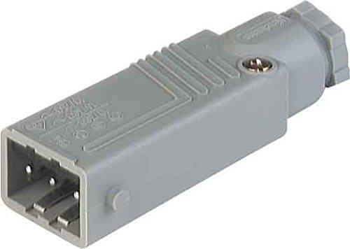 Hirschmann ICON Stecker STAS 3 N gr Sensor-Aktor-Steckverbinder 4002044217372
