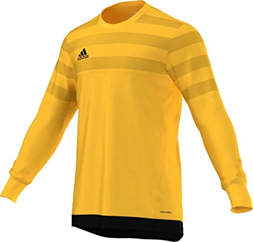 adidas Entry 15 Kids Soccer Goalkeeper Jersey (Bold Gold) Youth XX-Small