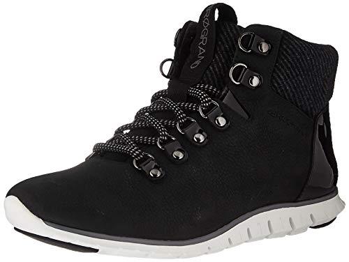 Cole Haan Women's Zerogrand Hiker Hiking Boot, Black Nubuck, 5.5 B US