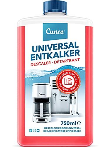 Entkalker für Kaffeevollautomaten 750ml Kalklöser - kompatibel mit allen Herstellern