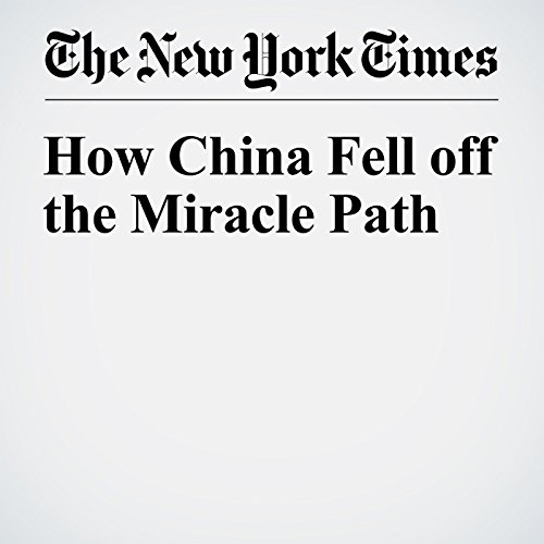 How China Fell off the Miracle Path cover art