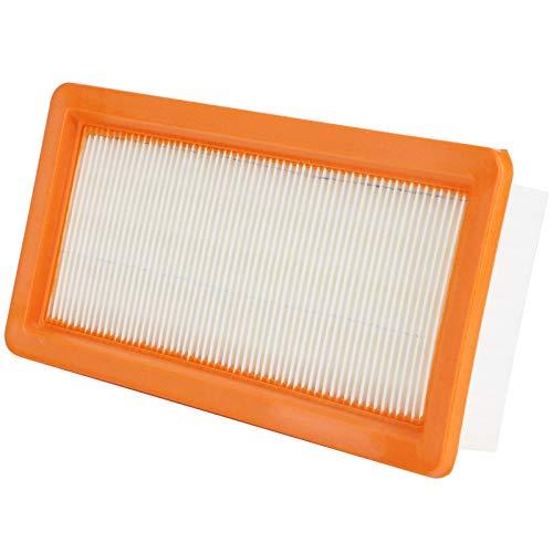 Oreilet Elemento filtrante de aspiradora, aspiradora de Mano, aspiradora de ABS para el hogar