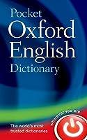 Pocket Oxford English Dictionary 11/E