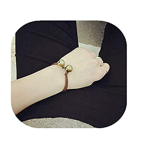 Handgemaakte accessoires kakupao messing bel armband, messing Boho armband, bruiloft vrouwen armband