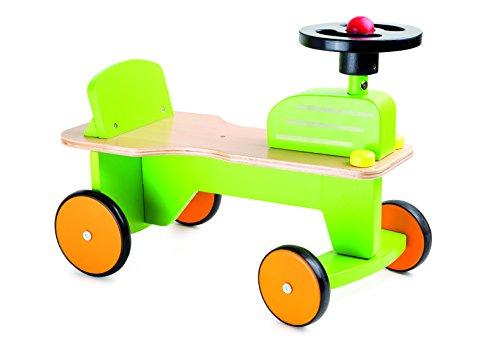Small Foot - 10110 - Porteur Mon Premier Tracteur