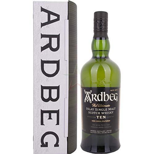 Ardbeg TEN Years Old Warehouse Edition 46,00% 0,70 Liter