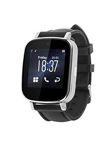 Krüger&Matz KM0423 CLASSIC 2 Smartwatch 3,91 cm (1,54 inch) zwart