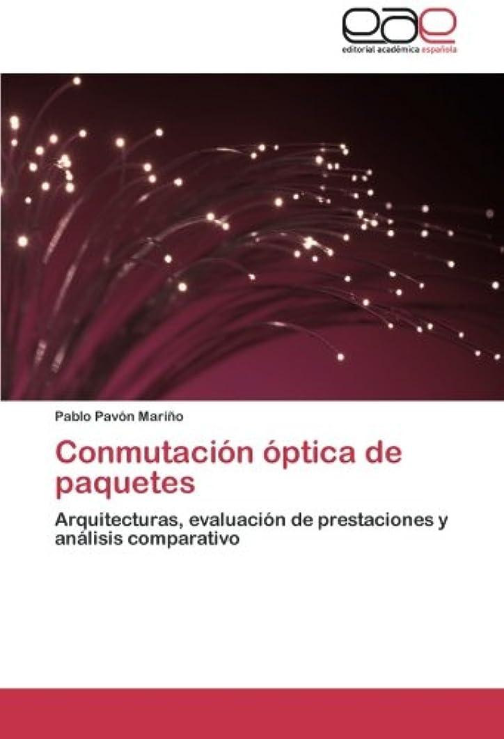 ハーフハント抽象Conmutacion Optica de Paquetes
