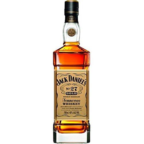 Jack Daniels No.27 Gold Whiskey 70 cl (Bottle Only)