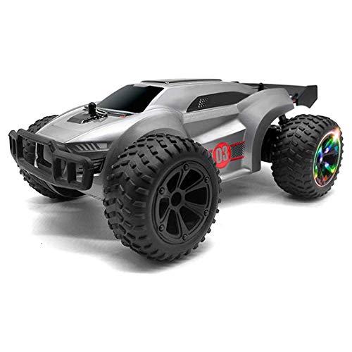 BHJH7 Buggy monstruo del desierto RTR de 2.4Ghz Coche 4WD RC Camión de carreras todoterreno eléctrico Vehículo teledirigido de alta velocidad con juguete del grado del aficionado de la batería recarga