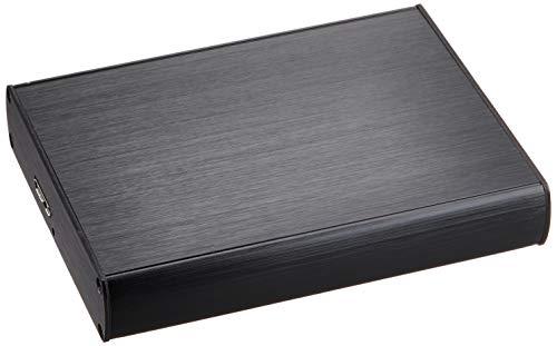 MARSHAL ポータブル 外付けHDD テレビ録画用 MiniSHELTER 3TB USB3.0 MAL23000H2EX3-MK