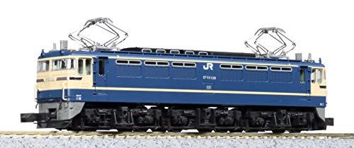 KATO Nゲージ EF65 500番台 P形特急色 (JR仕様) 3060-3 鉄道模型 電気機関車