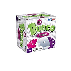 Did someone say Bunco? What a great idea for the gift ideas for the letter b list.