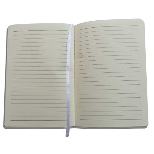 Journal Refill - Wide Lined - 5x8 (A5) Wide Ruled Refill Blank Paper | Travelers Notebook Refills for any Amazing Office Refillable Journal and Notebooks| from The Amazing Office