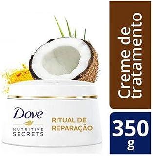 Creme de Tratamento Dove Ritual de Reparação 350 GR, Dove, Branco