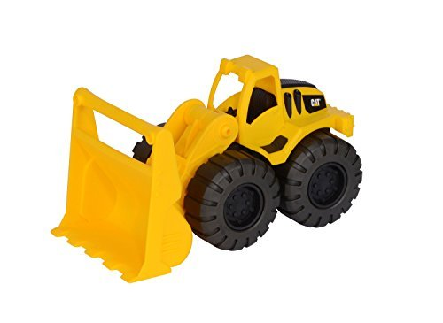 Toy State Caterpillar CAT Tough Tracks Construction Crew Wheel Loader by Toystate