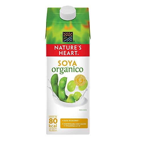 Nature's Heart, Bebida Orgánica de Soya, 946 mililitros
