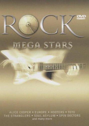 Rock Mega Stars [Alemania] [DVD]