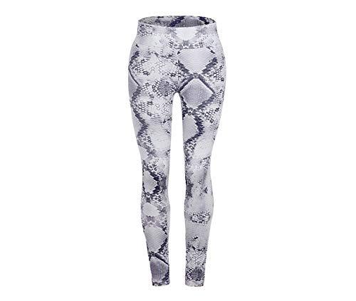 Xasclnis Sport-panty, dierenprint, voor yoga
