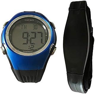 LINGJIA Frecuencia Cardíaca Relojes Pulsometros para Deportes Pulse Relogio Monitor De Frecuencia Cardíaca Polar Reloj Cardio Sensor Fitness Running Hrm Chest Strap Pulsometer