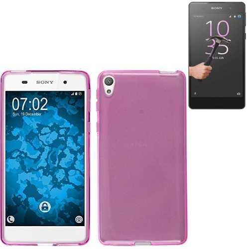 Todobarato24h Funda TPU Lisa Compartible con Sony Xperia XA Ultra Rosa +...