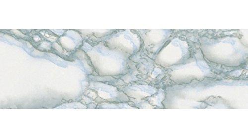 Fablon Plakfolie, 67,5 cm x 2 m rol, grijs, marmerlook