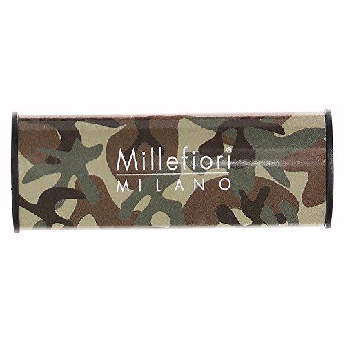 Millefiori Milano 16car24UVA Beige ambientador para Coche, Icono, Animalier línea