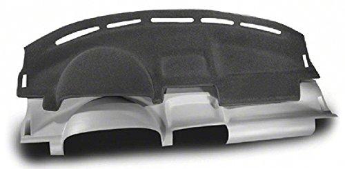 Coverking Custom Fit Dashcovers for Select Dodge Caravan Models - Molded Carpet (Gray)