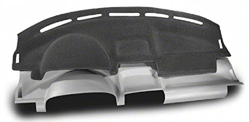 Coverking Custom Fit Dashcovers for Select Ford Bronco Models - Molded Carpet (Gray)