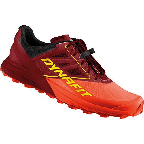 Dynafit Alpine, Zapatillas de Running Hombre, Red Dhaila/Dawn, 46 EU
