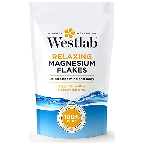 Westlab Relaxing Magnesium favorite Flake Popular shop is the lowest price challenge 1Kg