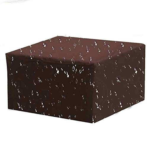 REW Garden Table Covers, Waterproof Rectangular Outdoor Furniture Covers Patio Set Covers Garden Patio Furniture Cover