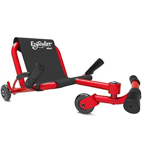 EzyRoller Dexster Ride On Black//Red