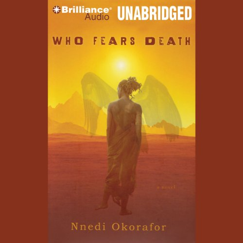 Who Fears Death Titelbild