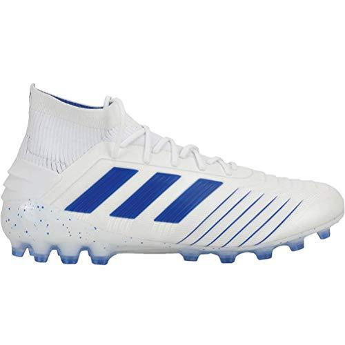 Mddzqx123123 Club de Fútbol Fanáticos Del Fútbol Partido de Fútbol Entrenamiento de Fútbol Copa Del Mundo Hierba Artificial Zapatos de Fútbol para Hombres, MDD, Azul, 41