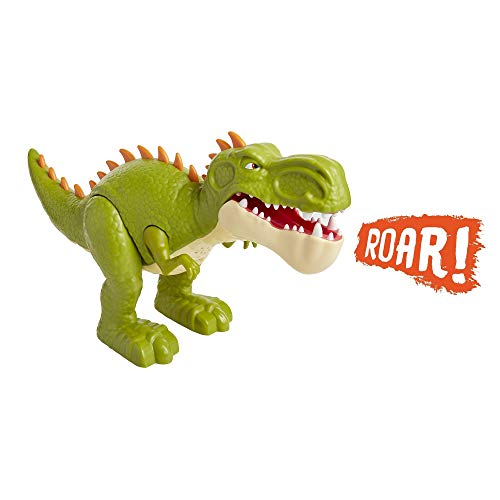 Gigantosaurus Giganto Roar & Stomp Action Figure with Articulated Limbs, Dino Toy Stands 8.5' Tall & 14' Long, Dinosaur Toys with Sounds for Boys & Girls 3 Years Old & Up