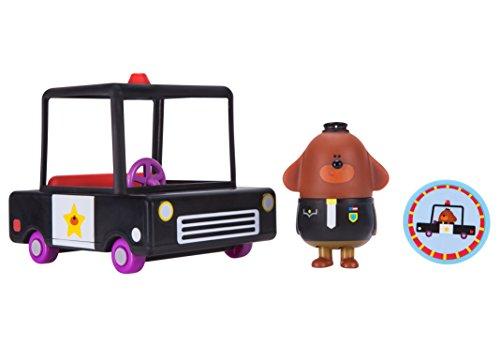 Hey Duggee Police Car with Police B…