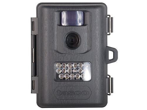 Tasco 5MP Trail Cam with Night Vision, Black