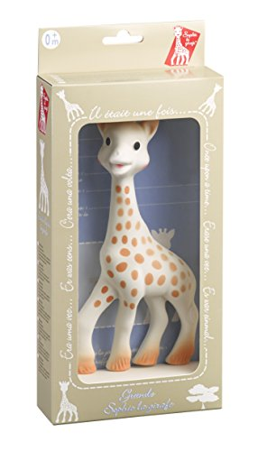 Vulli 616326 Sophie La Giraffa, Grande, Multicolore