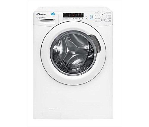 Candy CS4 1272D3/2-01 Libera installazione Carica frontale 7kg 1200Giri/min A+++ Bianco lavatrice